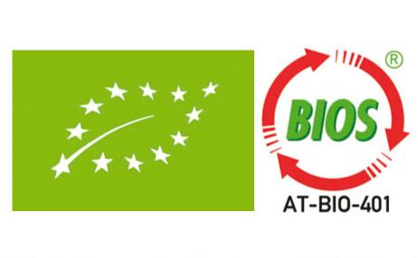 Das Logo der BIOS Zertifizierung